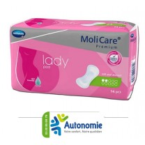 Molicare lady 2 gouttes