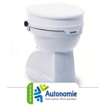 REHAUSSE WC AQUATEC AT90 AVEC ABATTANT
