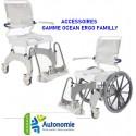 ACCESSOIRES GAMME AQUATEC OCEAN ERGO FAMILY