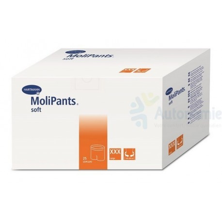 MoliPants soft XXXLarge