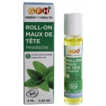 Roll-on maux de tête