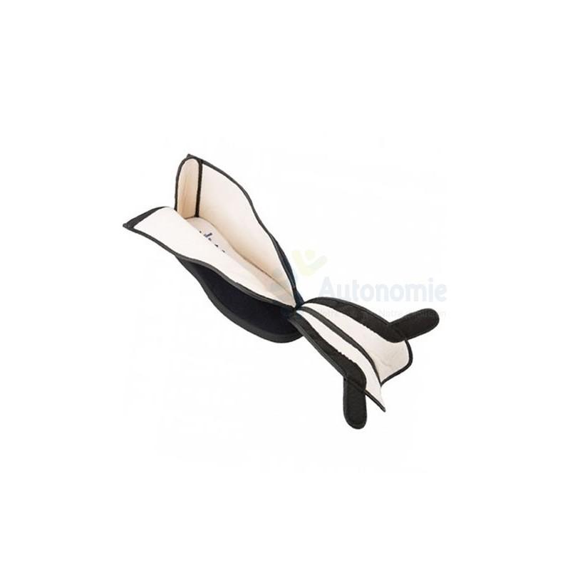 aux pieds sensibles beautiful chaussure sensibles cuir luxat noir talon anti chocs with aux. Black Bedroom Furniture Sets. Home Design Ideas