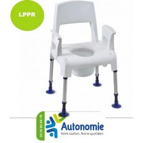 Chaise de douche Aquatec Pico Commode
