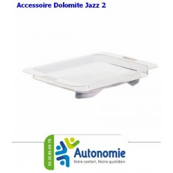 PLATEAU AMOVIBLE POUR ROLLATOR DOLOMITE JAZZ