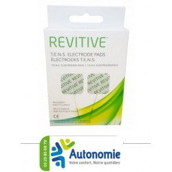 PACK ELECTRODES POUR REVITIVE MEDIC