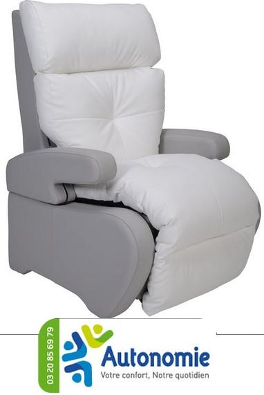 fauteuil de repos nostress électrique