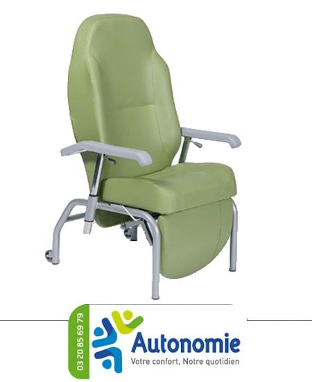 fauteuil de repos normandie